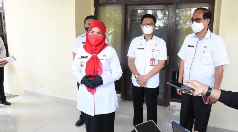 Wali Kota Eva Dwiana Belum Mengizinkan KBM Tatap Muka Diselenggarakan