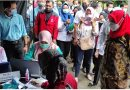Pemkot Vaksin 770 Ribu Warga Bandarlampung