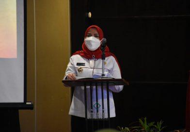 Walikota Eva Dwiana Membuka Pelatihan Simfoni PPA