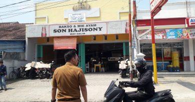 Pemkot Bandarlampung Resmi Menurut Gerai Bakso Son Haji Sony