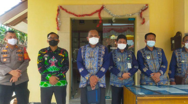 Camat Metro Utara, Anton Hartono Sambut Studi Banding ASN Jambi Timur